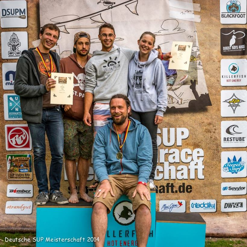 Foto: SUPNATION Deutscher Meister SUP-Polo
