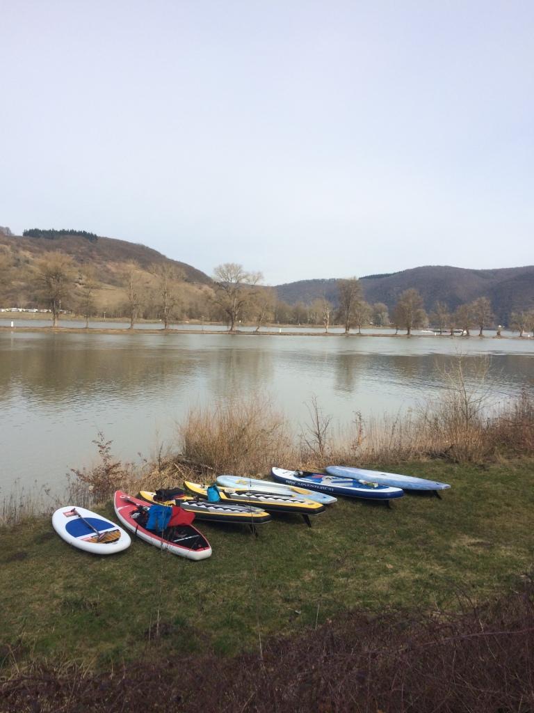 SUP Tour Rhein 4 SUPNATION