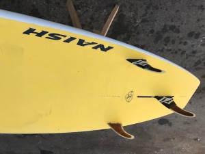 """SUP-Board Naish Mana Wood 10'0"""", gebraucht in Koblenz zu verkaufen"""