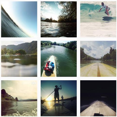 Foto: Stand Up Paddling und Surfing mit SUPNATION