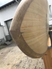 Paulownia SUP Board gebraucht