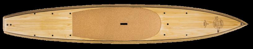 Foto: Earth SUP: Holz-Supboard Nova Scotia für atemberaubendes SUP-Touring, jetzt gebraucht in Koblenz bei SUPNATION erhältlich